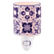 INDIGO TILE SCENTSY NIGHTLIGHT MINI WARMER