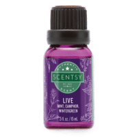 LIVE ESSENTIAL SCENTSY OIL
