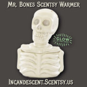 MR. BONES SCENTSY WARMER