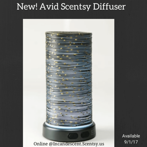 New! Avid Scentsy Diffuser Incandescent.Scentsy.us| NEW! AVID SCENTSY DIFFUSER SHADE ONLY | Shop Scentsy | Incandescent.Scentsy.us