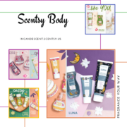 NEW! SCENTSY BODY