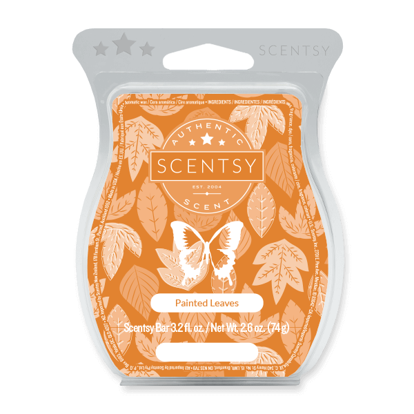 PAINTED LEAVES SCENTSY BAR | BRING BACK MY BAR