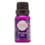 PATCHOULI ROSE 100% NATURAL SCENTSY OIL
