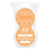 PUMPKIN ROLL SCENTSY GO PODS