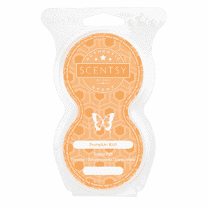 PUMPKIN ROLL SCENTSY GO POD TWIN PACK INCANDESCENT.SCENTSY.US | Pumpkin Roll Scentsy Go Pods | Incandescent.Scentsy.us