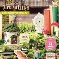 SCENTSY AUGUST 2017 #2 WARMER AND SCENT OF MONTH FAIRYTALE COTTAGE AND CITRUS GARDEN FRAGRANCE (1) | BECOME A SCENTSY CONSULTANT AND JOIN OUR TEAM! FREE WARMER WHEN YOU JOIN IN JULY 2017!