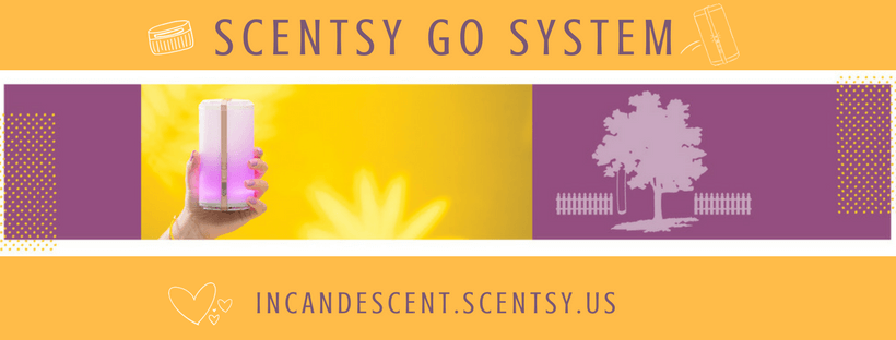 how to use scentsy go