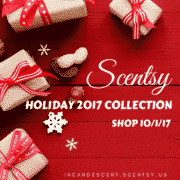 SCENTSY CHRISTMAS & HOLIDAY 2017 COLLECTION