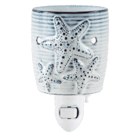 SEA STAR NIGHTLIGHT MINI SCENTSY WARMER | DISCONTINUED