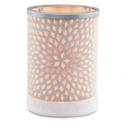 STARFLOWER LAMPSHADE SCENTSY WARMER | DISCONTINUED
