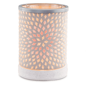 STARFLOWER LAMPSHADE SCENTSY WARMER