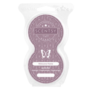 WELCOME HOME SCENTSY GO POD TWIN PACK INCANDESCENT.SCENTSY.US | Welcome Home Scentsy Pods