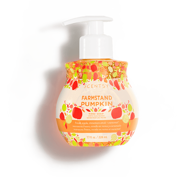 Scentsy fall harvest halloween 2017 sneak peek scentsy for Fall soap scents