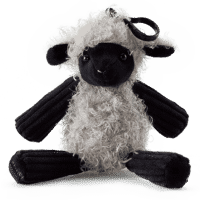 SCENTSY LULU THE LAMB BUDDY CLIP + APPLE CRUSH