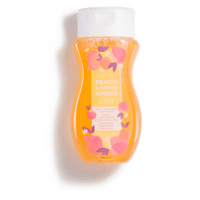 PEACH & WHITE AMBER BODY WASH