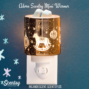 ADORN NIGHTLIGHT MINI SCENTSY WARMER
