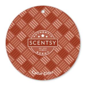 CEDAR CIDER SCENTSY SCENT CIRCLE | CEDAR CIDER SCENTSY SCENT CIRCLE | Shop Scentsy | Incandescent.Scentsy.us