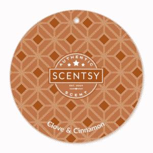 CLOVE & CINNAMON SCENTSY SCENT CIRCLE | CLOVE & CINNAMON SCENTSY SCENT CIRCLE | Shop Scentsy | Incandescent.Scentsy.us