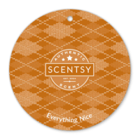 EVERYTHING NICE SCENTSY SCENT CIRCLE