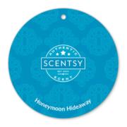 HONEYMOON HIDEAWAY SCENTSY SCENT CIRCLE