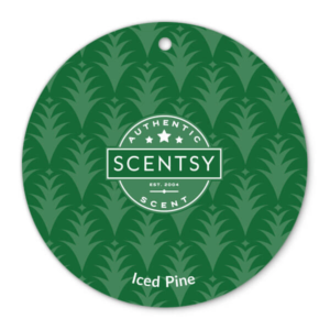ICED PINE SCENTSY SCENT CIRCLE | ICED PINE SCENTSY SCENT CIRCLE | Shop Scentsy | Incandescent.Scentsy.us