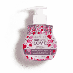 LUCKY IN LOVE SCENTSY HAND SOAP | New! LUCKY IN LOVE SCENTSY HAND SOAP | Shop Scentsy | Incandescent.Scentsy.us