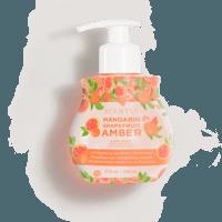 MANDARIN GRAPEFRUIT AMBER VANILLA HAND SOAP