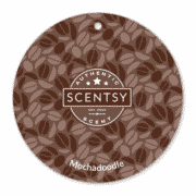 MOCHADOODLE SCENTSY SCENT CIRCLE