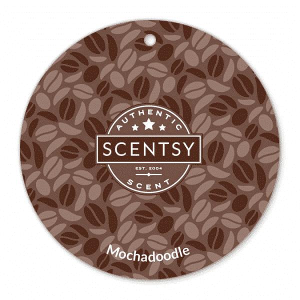 MOCHADOODLE SCENTSY SCENT CIRCLE | MOCHADOODLE SCENTSY SCENT CIRCLE | Shop Scentsy | Incandescent.Scentsy.us