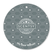MY DEAR WATSON SCENTSY SCENT CIRCLE