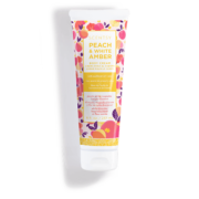 PEACH AND WHITE AMBER NO. 82 SCENTSY BODY CREAM