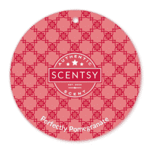 PERFECTLY POMEGRANATE SCENTSY SCENT CIRCLE | Shop Scentsy | Incandescent.Scentsy.us