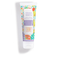 PINEAPPLE COCONUT VANILLA NO. 9 SCENTSY BODY CREAM