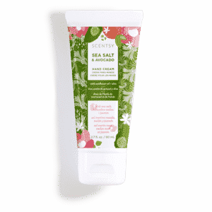 SEA SALT & AVOCADO SCENTSY HAND CREAM