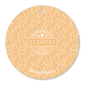 SKINNY DIPPIN' SCENTSY SCENT CIRCLE