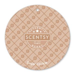 SUGAR COOKIE SCENTSY SCENT CIRCLE | SUGAR COOKIE SCENTSY SCENT CIRCLE | Shop Scentsy | Incandescent.Scentsy.us