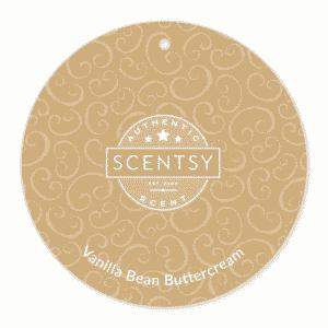 VANILLA BEAN BUTTERCREAM SCENTSY SCENT CIRCLE| VANILLA BEAN BUTTERCREAM SCENTSY SCENT CIRCLE | Shop Scentsy | Incandescent.Scentsy.us
