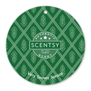 VERY SNOWY SPRUCE SCENTSY SCENT CIRCLE   Very Snowy Spruce Scentsy Scent Circle   Shop Scentsy   Incandescent.Scentsy.us