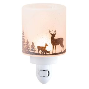 WILDLIFE NIGHTLIGHT MINI SCENTSY WARMER