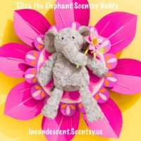 ELIZA THE ELEPHANT SCENTSY BUDDY | JOIN SCENTSY IN OCTOBER 2017 - EARN A SCENTSY GO FOR FREE!