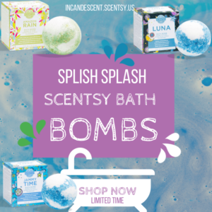 SCENTSY BATH BOMBS INCANDESCENT.SCENTSY.US-3 (1) | NEW! SCENTSY BATH BOMBS | Shop Scentsy | Incandescent.Scentsy.us