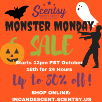 SCENTSY MONSTER MONDAY OCTOBER 16, 2017 SALE | New Scentsy Buddy Arriving October 10, 2017 - Eliza the Elephant!