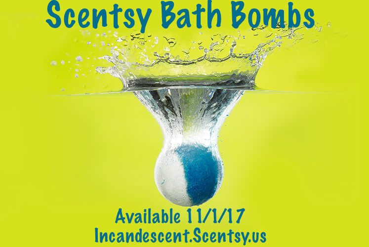New Scentsy Bath Bombs Are Coming November 1st 2017 Scentsy 174 Buy Online Scentsy Warmers And