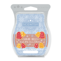 NEW! SUGAR BELLS SCENTSY BAR