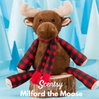 Milford the Moose Scentsy Buddy (1)   SCENTSY HOLIDAY / CHRISTMAS 2017 SHIPPING DEADLINES