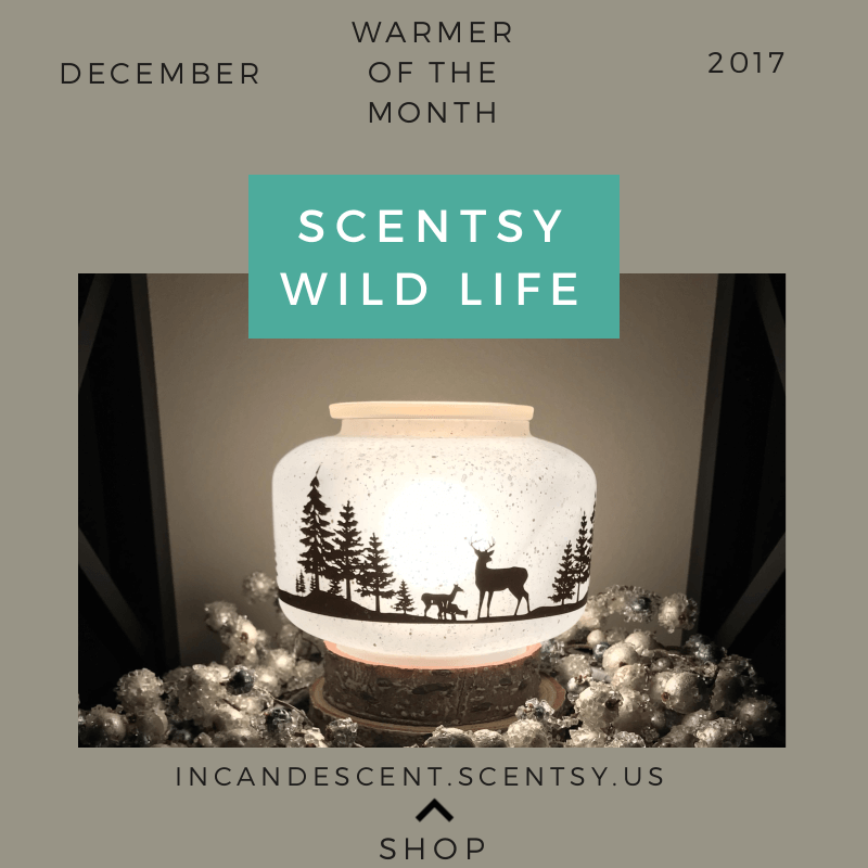 Scentsy December 2017 Warmer Amp Scent Of The Month