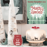 Scentsy December 2017 SPECIALS INCANDESCENT.SCENTSY.US   JOIN THE SCENTSY DREAM FORT CHALLENGE - #DREAMFORTCHALLENGE
