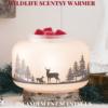 WILDLIFE FULL SIZE SCENTSY WARMER