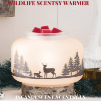 WILDLIFE FULL SIZE SCENTSY WARMER