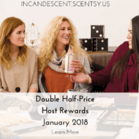 INCANDESCENT.SCENTSY.US JANUARY 2018 PARTY HOST REWARDS | SCENTSY TOP SELLING PRODUCTS AS OF DECEMBER 2017